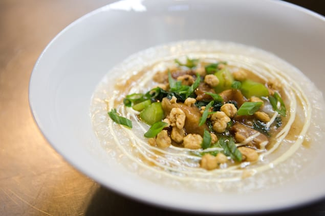 Perfecting the Multi-Cultural Congee