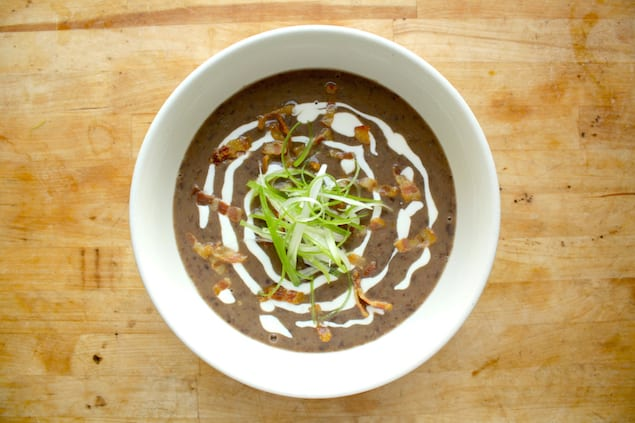 Bean and Bacon Soup – Honest Cooking