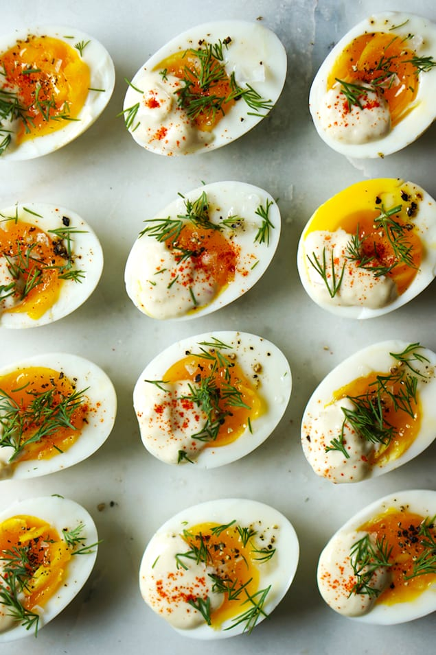 Perfect Appetizer: Revive the Deviled Egg