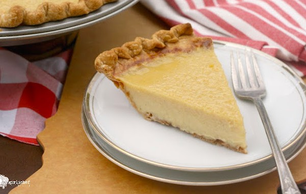 Southern-Style Buttermilk Pie