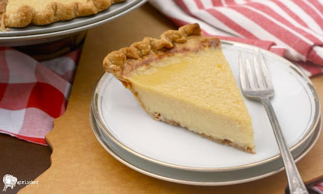 Southern-Style Buttermilk Pie