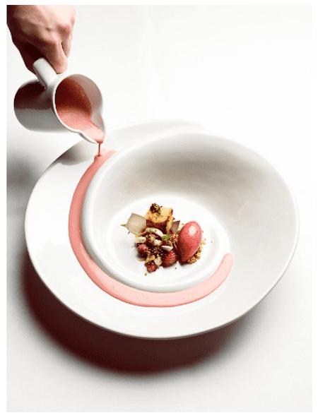 High flying finnish cuisine with chef kari aihinen