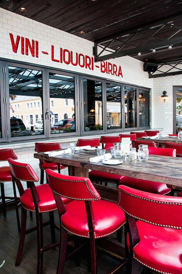 Italian Food in Ft. Lauderdale