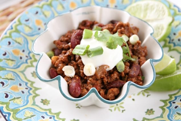 Warm Up with 20 Favorite Bowls of Chili