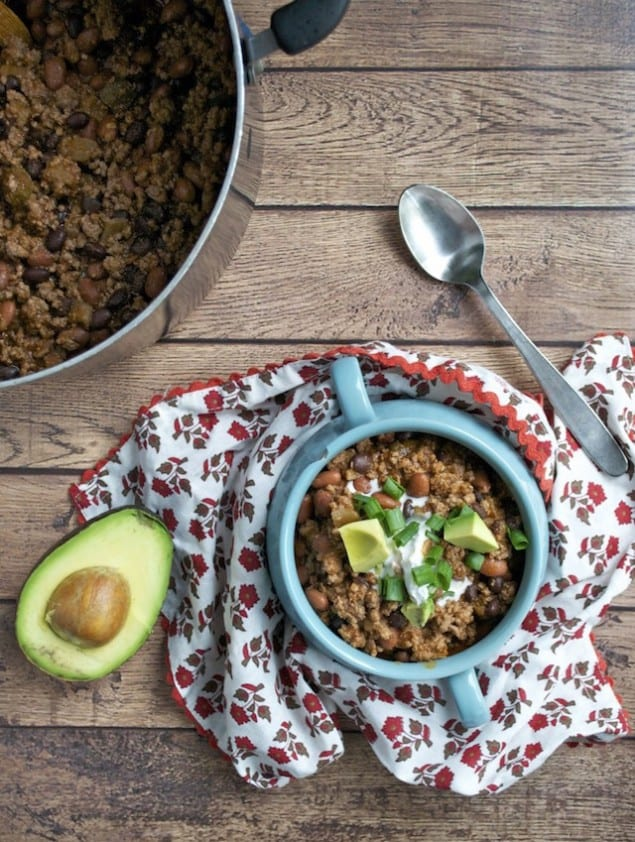 Easy Chili in Under an Hour