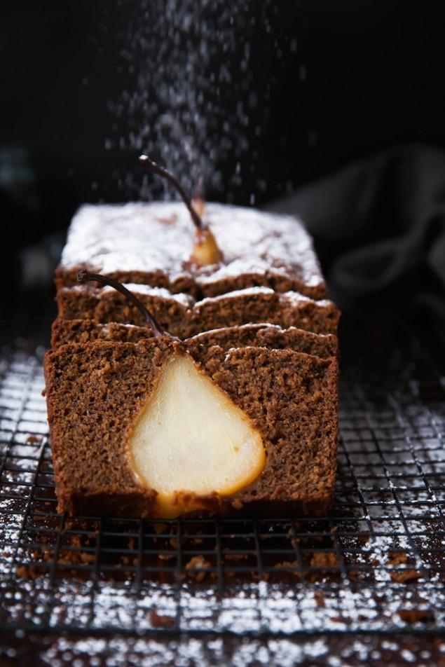Apple Ginger Cake Recipe