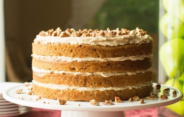 Fresh-Pear-Cake-with-Whipped-Brown-Sugar-Buttercream-11