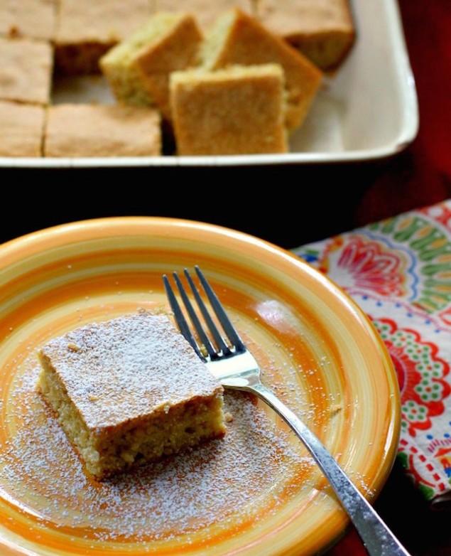 Soft Olive Oil Cake – Honest Cooking