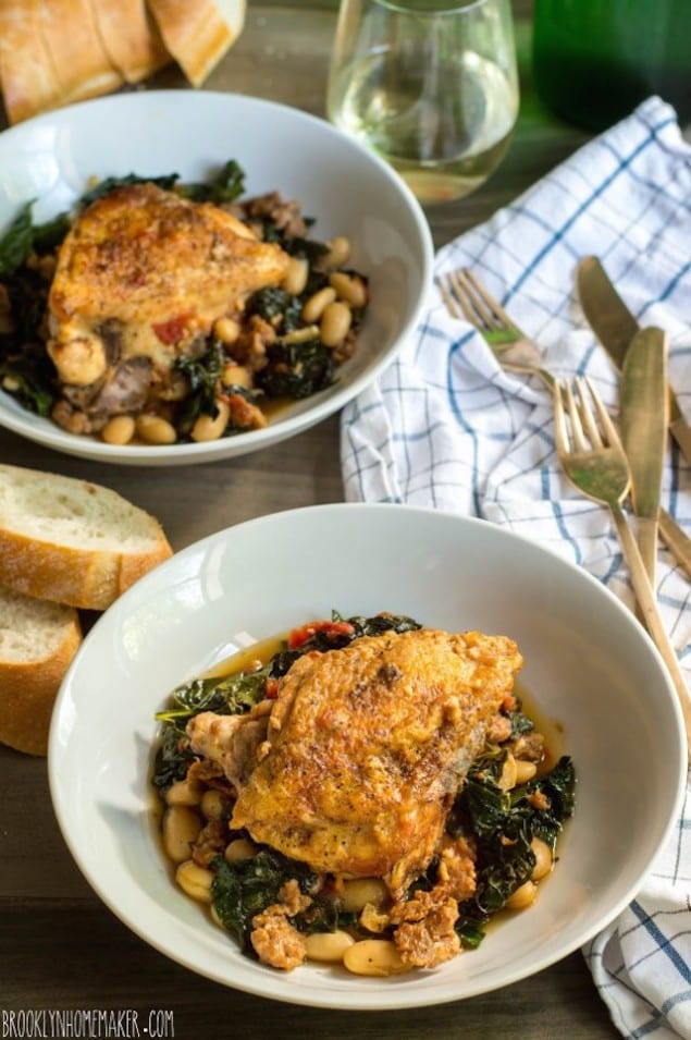 google s braised chicken and kale recipes dishmaps google s braised ...