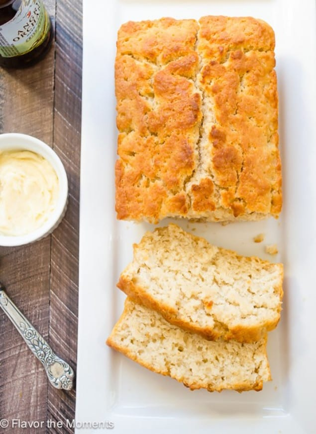 Maple Butter and Hard Cider Bread