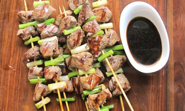 Perfect Party Bites on a Skewer