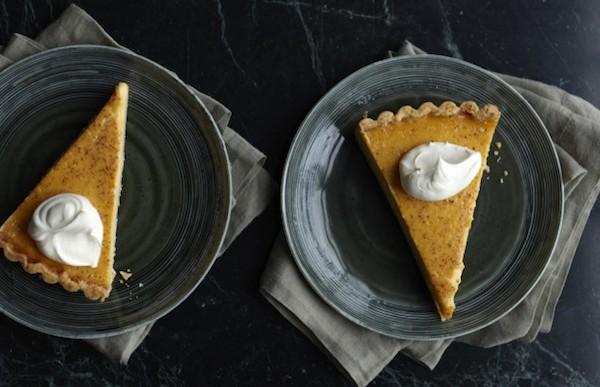 Delicious New Takes on Pumpkin Pie