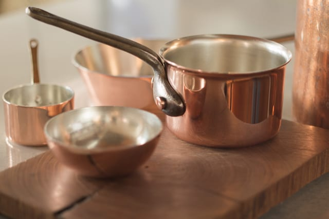 How To Cook In Copper
