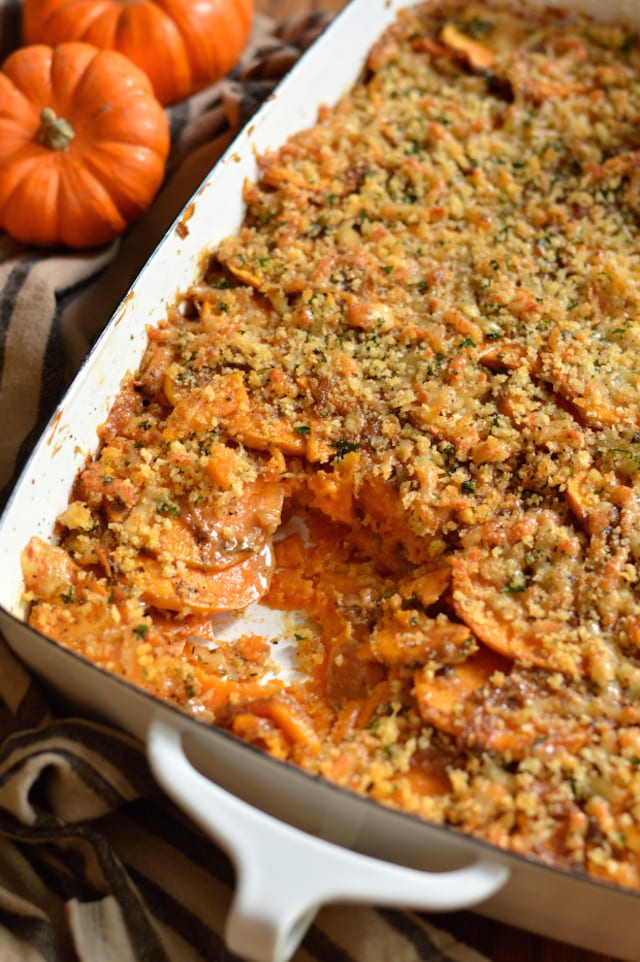 New Takes on the Sweet Potato Cassarole