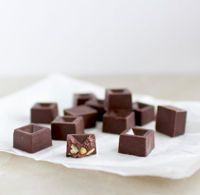 Peanut Milk Chocolates