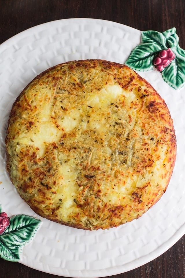 Three Cheese Potato Rösti – Honest Cooking