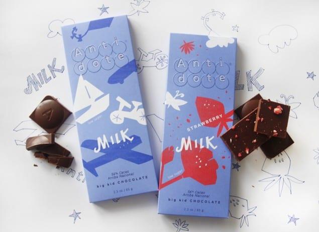 Antidote Big Kid Milk Chocolate