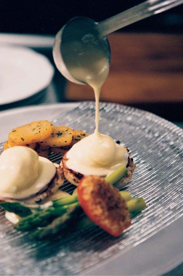 Waldorf Astoria's Famous Eggs Benedict