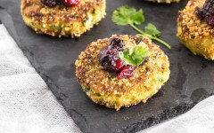 Potato-Cakes-with-Cranberry-Orange-Chutney