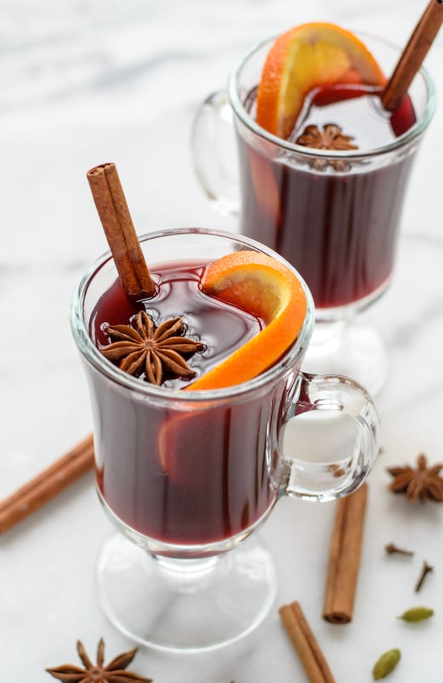 Warm Cocktails for the Coldest Winter Days