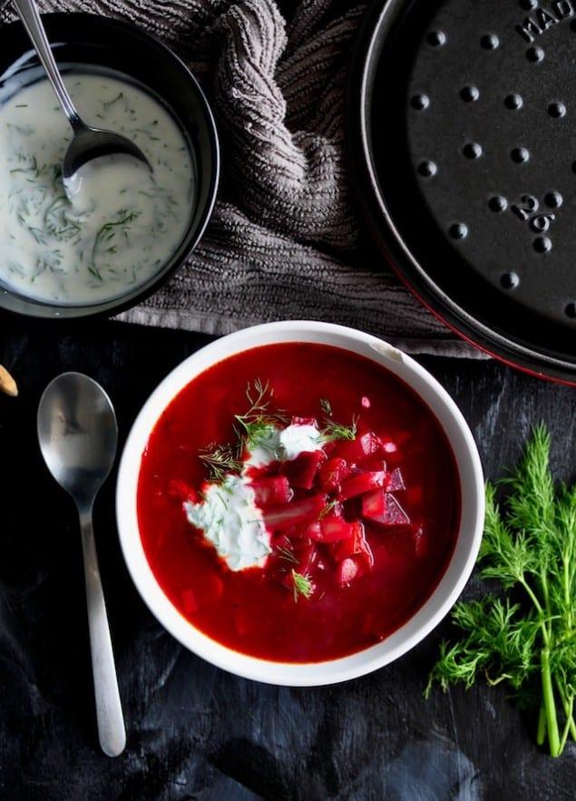 Borscht Soup – Honest Cooking