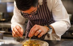 Chef Vincenzo Betulia Heating Up Naples' Food Scene