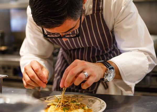 Chef Vincenzo Betulia Heating Up Naples' Food Scene