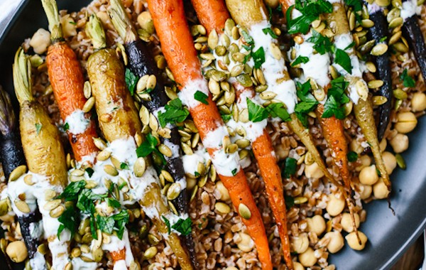 roasted-carrots-with-farro-chickpeas