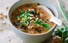thai-chicken-forbidden-rice-soup-6