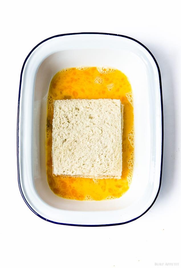 HK-style french toast