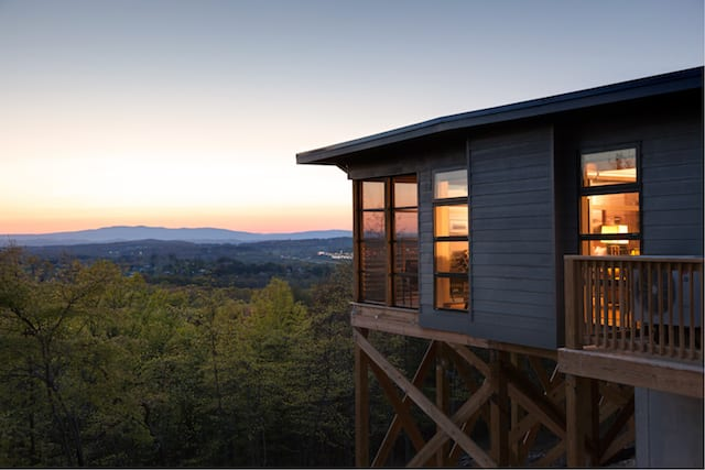 Food and Wine in Virginia's Mountains