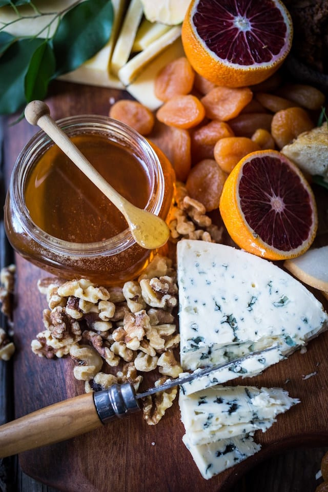 Blood Orange Marmalade and a Winter Cheese Board