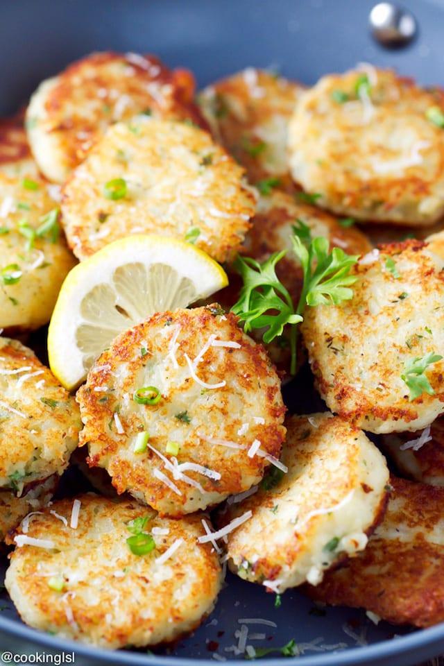 how to make potato crumbs