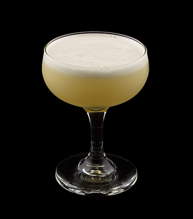 The Yuzu Jasmine Sour – Honest Cooking