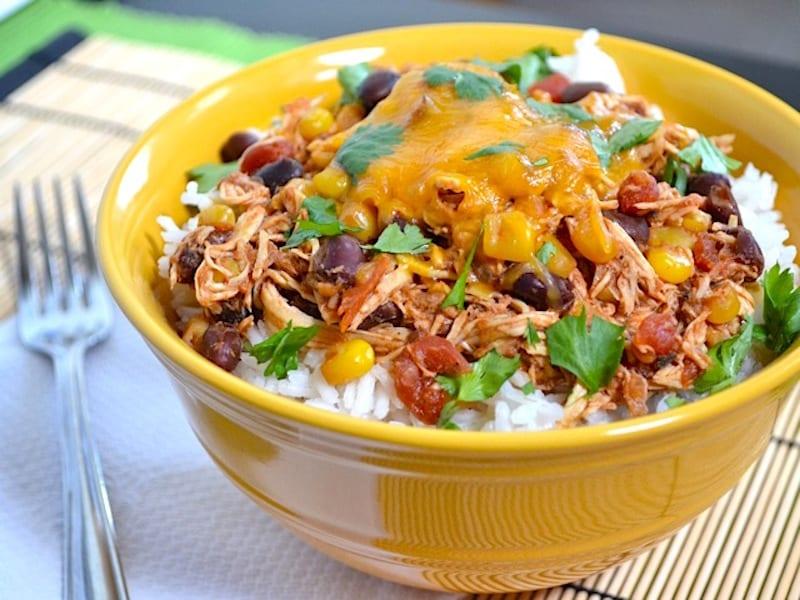 Southwest Flavors Meet the Slow Cooker