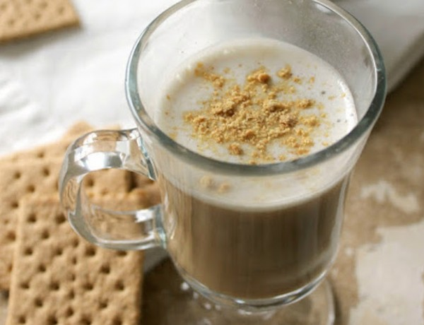 Graham-Cracker-Latte