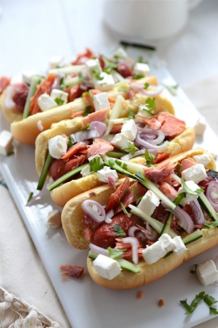 15 Gourmet Ways to Makeover a Hot Dog