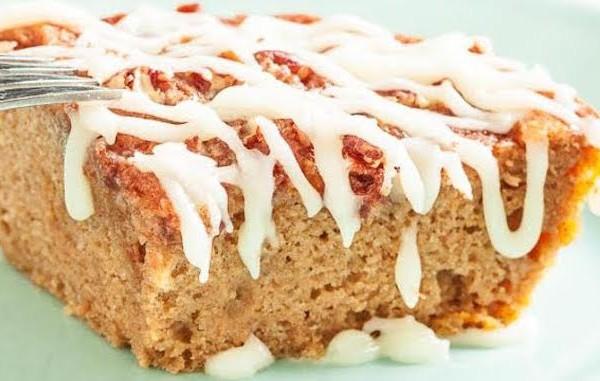 Indulgent Sweet Potato Coffee Cake3