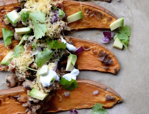 Nacho Style Sweet Potato Wedges3