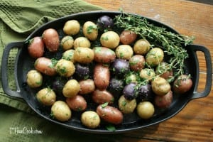 Syracuse Salt Potatoes
