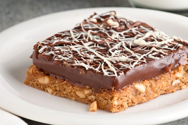 Ridiculous Gluten-Free Chocolate Peanut Butter Squares3