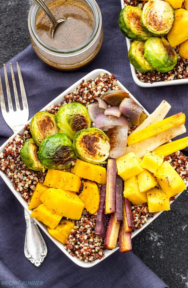Roasted-Vegetable-Quinoa-Bowls