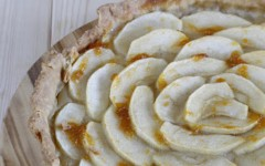 Rustic-French-Apple-Tart