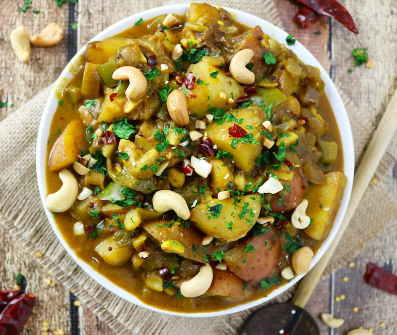 how to make cashew curry sri lankan