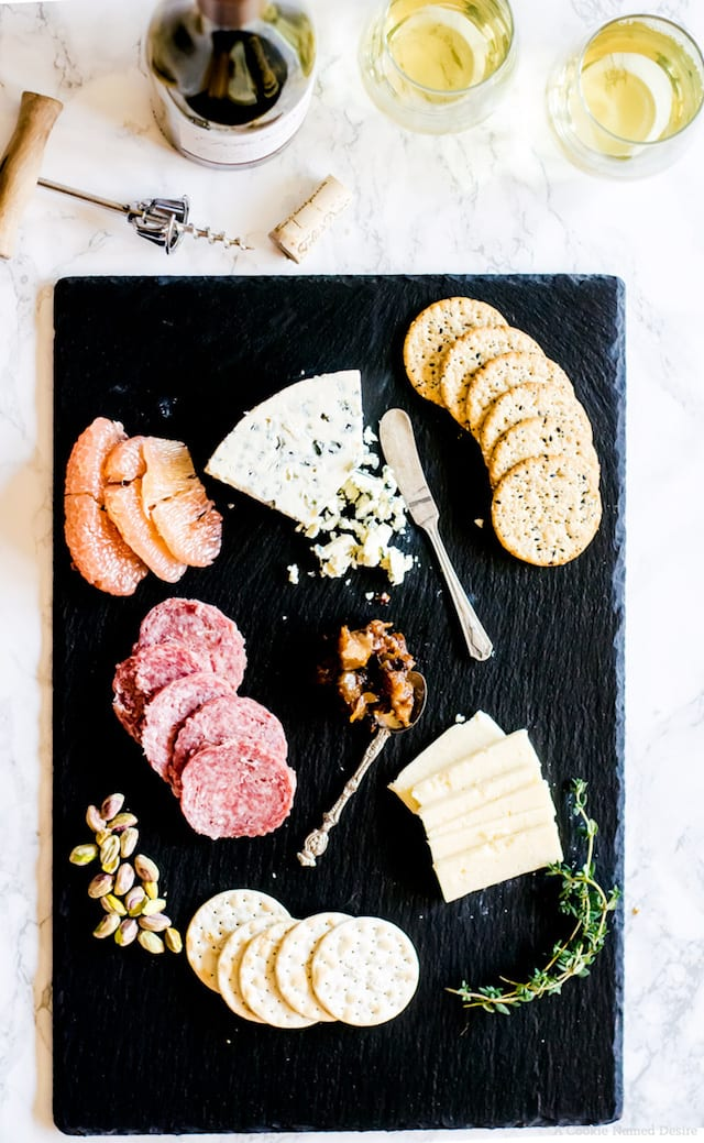 Making the Perfect Valentine's Day Cheese Board