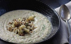 cauliflower-soup-quinoa-and-spinach