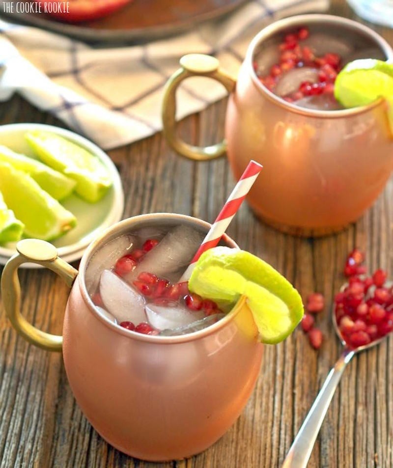 New Takes On The Moscow Mule