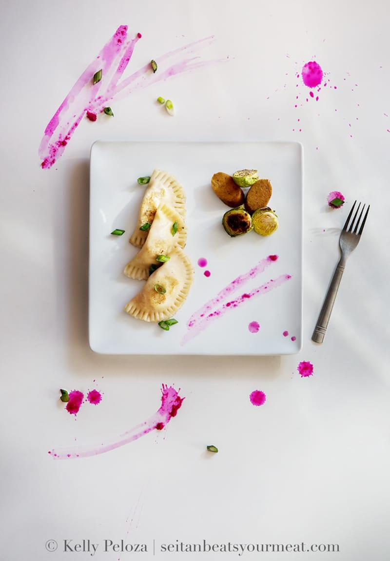 Onion and Potato Pierogi