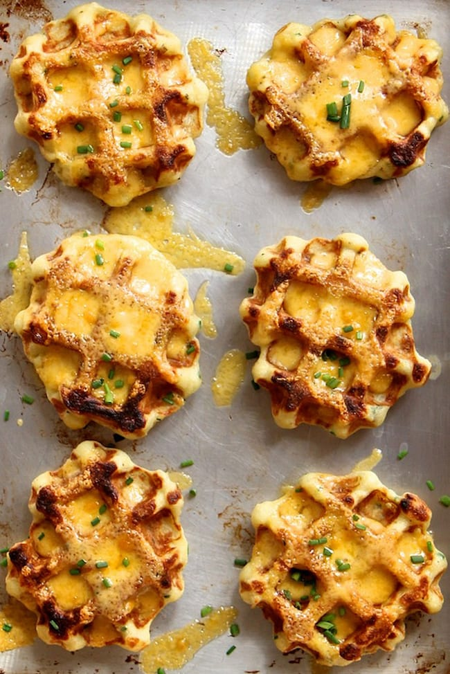 Delicious New Ways to Use Your Waffle Iron