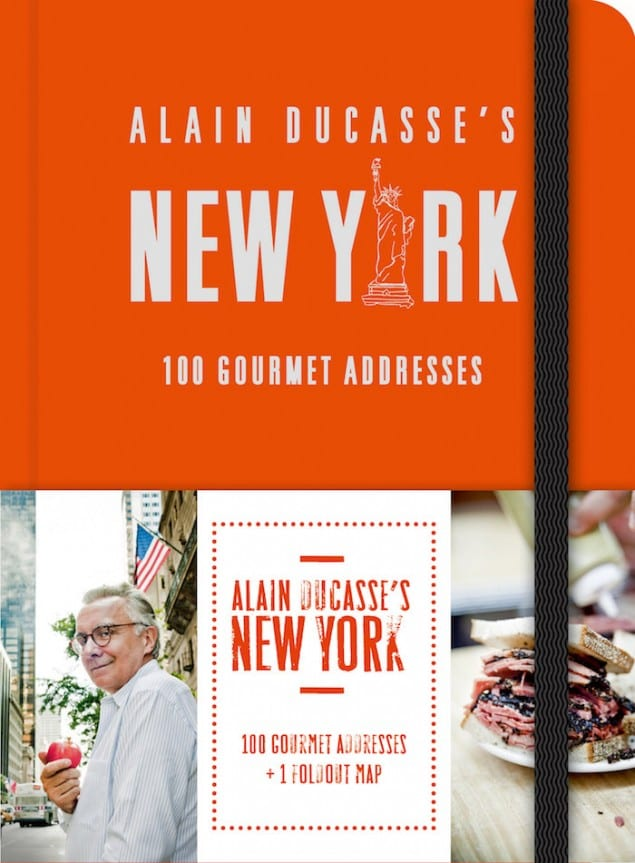 Alain Ducasse's Guide to Eating NYC